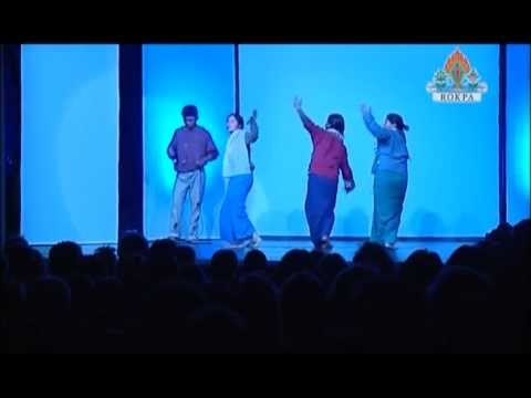 Excerpts from the ROKPA-KIDS-Dance Tour