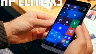 HP Elite X3, el dispositivo TOTAL