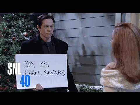 Cut For Time: Christmas Romance (ft. Amy Adams - Saturday Night Live