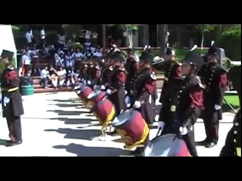 Banda de Guerra CETIS 25