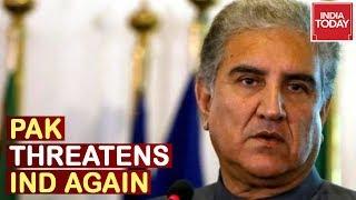 """Kashmir A Nuclear Flashpoint"" Pak Threatens India Over Kashmir Again"
