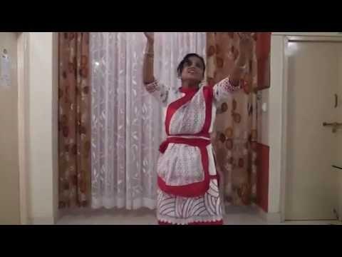 Ekadantaya Vakratundaya Dheemahi Bharatanatyam video