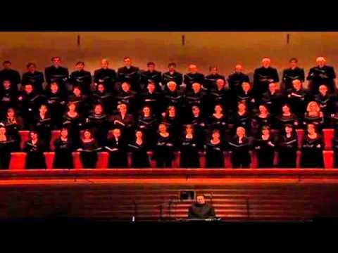 Gabriel Faure - Cantique de Jean Racine, Op. 11