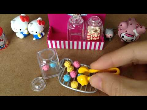 Watch Stop Motion Re-ment Candy Delight