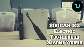 SOOCAS X3 Electric Toothbrush Review in 2019? Worth buying? Product by Xiaomi Youpin
