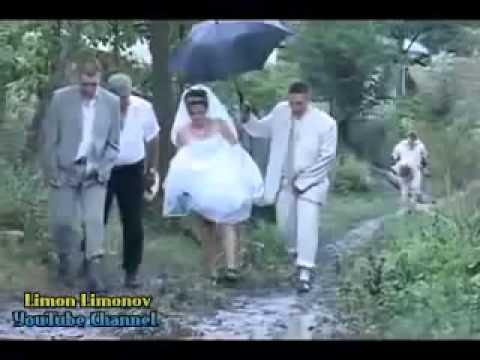 Свадьба в грязи