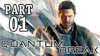 Quantum Break Gameplay German Part 1 - Die Zeit ist der Killer - Let's Play Quantum Break Deutsch