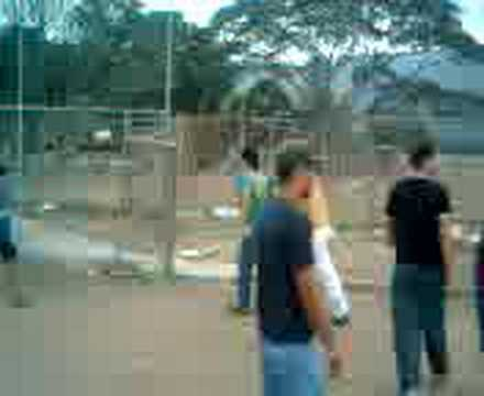 Pelea del chino en Canoabo