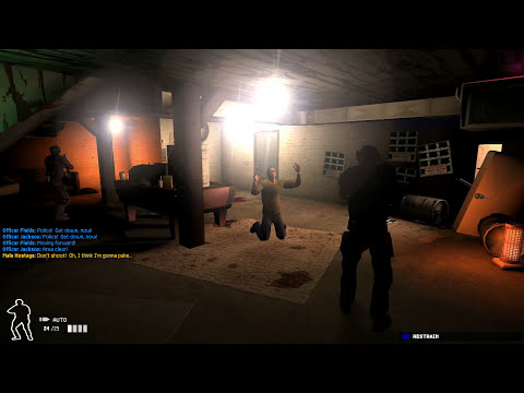 SWAT 4 Hard & Lethal - 04 (Clubbing? Sure! Where's my baton?)