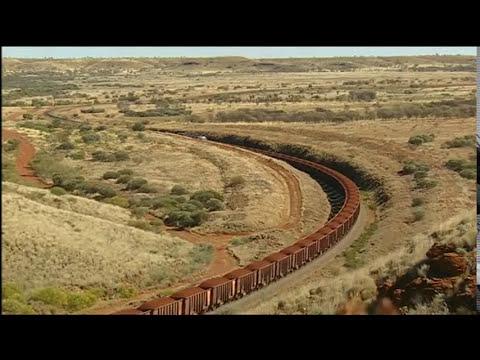 O Recorde do Trem MAIS LONGO E PESADO MUITO LEGAL GUINNES RECORD HD