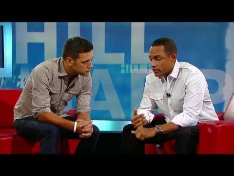 Hill Harper on George Stroumboulopoulos Tonight: INTERVIEW