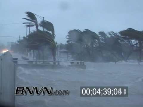 Hurricane Rita Video - Key West Florida - 9/20/2005 - Part 10