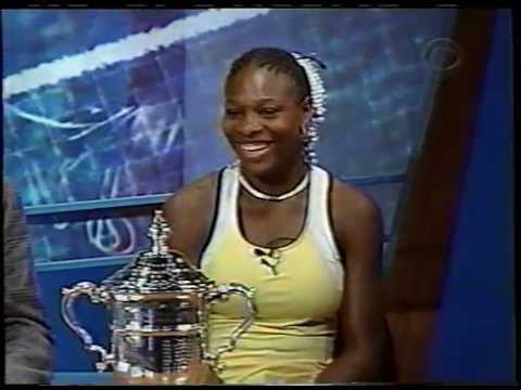 Serena Williams 1999 us Open 1999 us Open Final Serena
