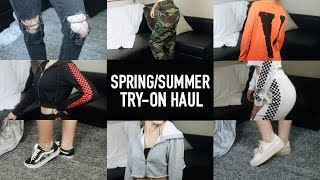 SPRING/SUMMER TRY-ON HAUL! | Mel Joy