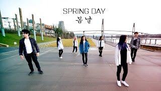 download lagu Spring Day 봄날 Dance Cover -- Bts 방탄소년단 -- gratis