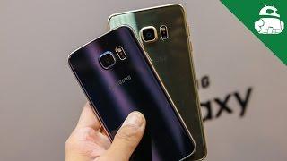 Samsung Galaxy S6 Edge+ VS Galaxy S6 Edge - Quick Look!