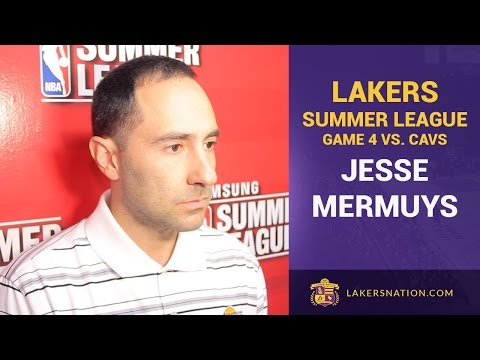 Jesse Mermuys Disappointed After Lakers Loss To Cavaliers