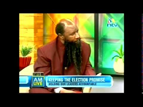 NTV Interview July 4, 2014 - Prophet Dr. Owuor