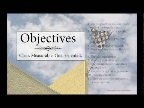Goals Objectives and Tactics for Digital Planning in Heritage Organizations
