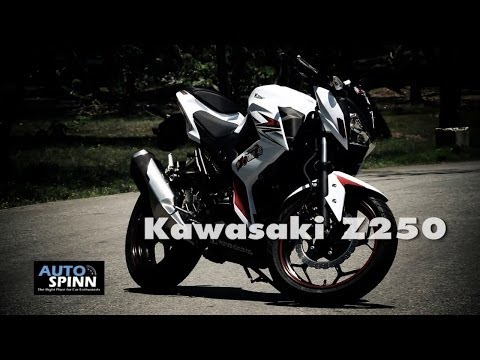 รีวิว Test Ride Kawasaki Z250 ขี่ทดสอบ