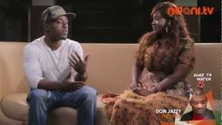 Ndani TV: Iyanya talks about Yvonne Nelson