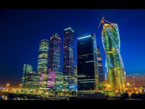 Экскурсия по смотровой площадке «Москва-Сити»