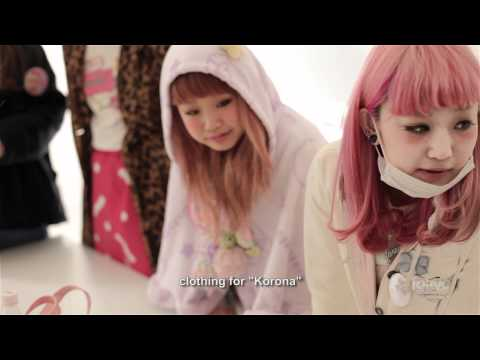 Party Baby - The Story of Kumamiki's Kawaii Harajuku Fashion Brand