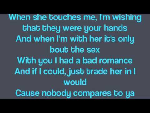 She Aint You - Chris Brown [ Lyrics On Screen ) video