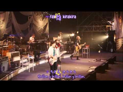 Ikimono Gakari - KIRA KIRA TRAIN Sub español