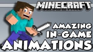 In-Game Player Animations! | Animated Player Mod
