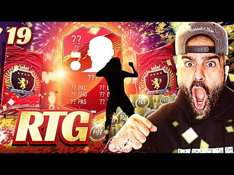 MY MOST INSANE ELITE FUT CHAMPS REWARDS EVER! #FIFA20 Ultimate Team Road To Glory #19