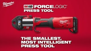 Milwaukee® M18 ForceLogic™ Press Tool