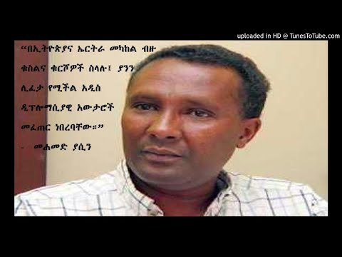 Interview With Mohamed Hassan - SBS Amharic