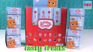 Tasty Treats Yummy World Blind Box Figures Kidrobot Opening | PSToyReviews
