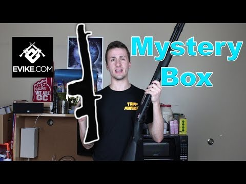 Evike Box of Awesomeness 2018 First Edition Unboxing!!!