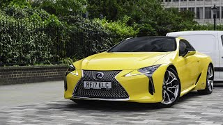 Living With A Lexus LC 500h (Real World Review)