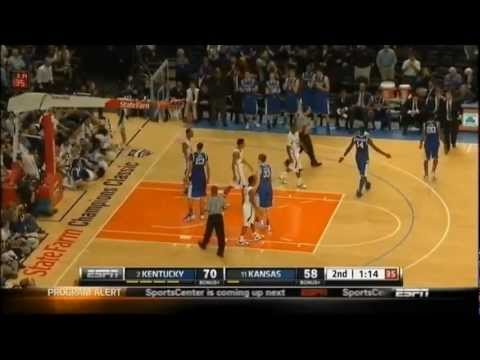 Kentucky Wildcat Anthony Davis Highlights from 2011-2012 season.