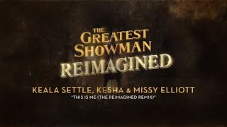 Keala Settle, Kesha & Missy Elliott - This Is Me (The Reimagined Remix) [Official Lyric Video]