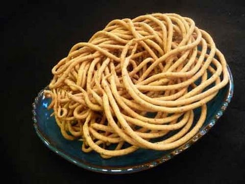 Sev Recipe - Savory Tea Time Snack