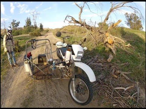 Dual Sport Bikes With Sidecars XR L Dual Sport Sidecar