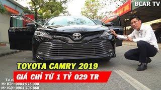 ✅ [HOT] Toyota Camry 2019 phiên bản cao nhất 2.5Q 1 Tỷ 235 vừa về đến đại lý có gì hay