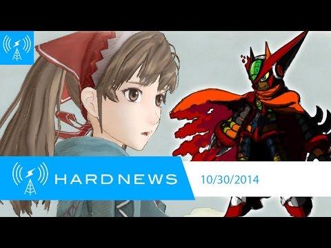 Mighty No. 9 Boss, Nintendo & Microsoft Get Healthy, Valkyria Chronicles Pc | Hard News 10 30 14 video
