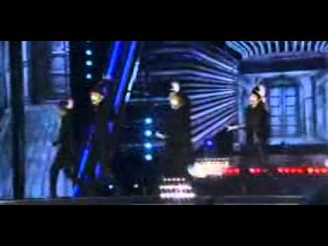 Shinee Ft F(x)-sbs Gayo Daejun Lucifer Rock Version .3gp video