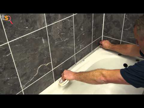Silicone caulk dry time videolike for How long does bathroom silicone take to dry