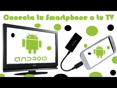 Cómo ver en TV la pantalla de tu Smartphone o Tablet Android | MHL