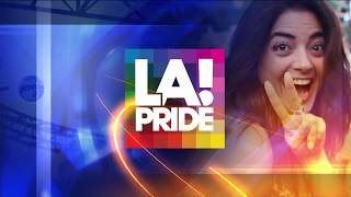 LA PRIDE 2018 Preview on KTLA 5 NEWS AT 3PM