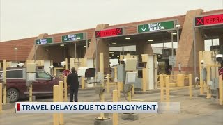 Longer Holiday Travel Lines Due to Smaller CBP Workforce