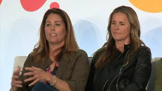 The team that changed it all The World -- espnW Summit