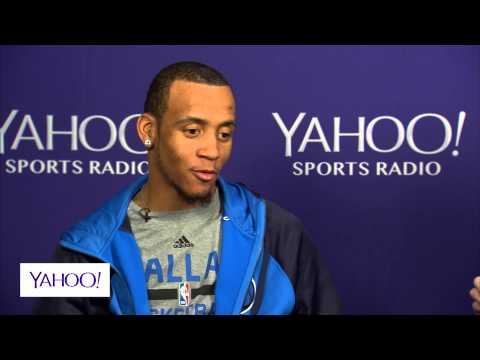 Yahoo Sports Radio: Dallas Mavericks Monta Ellis with Elissa Walker Campbell