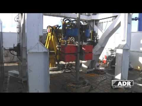 Ensign Automated Drilling Rig (ADR®)